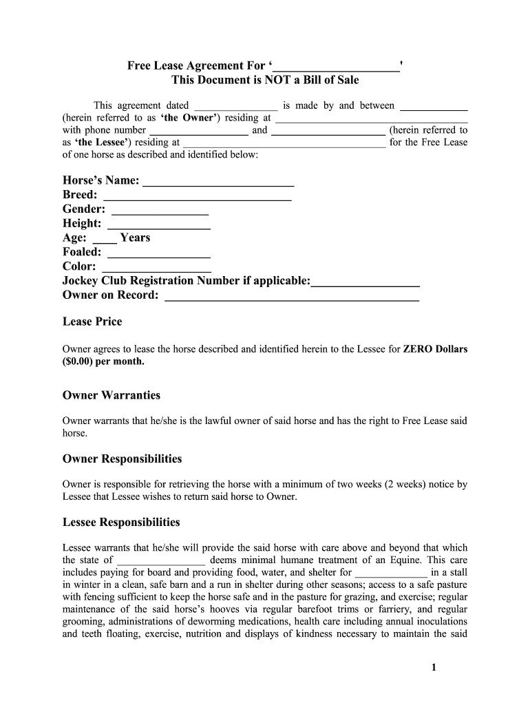 7  pdf  rental agreement template nz free printable docx