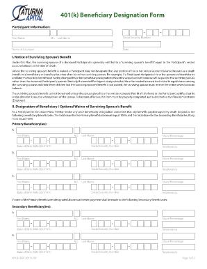 prudential ups 401k Ups 401k Savings Plan Beneficiary De - Fill Online, Printable ...