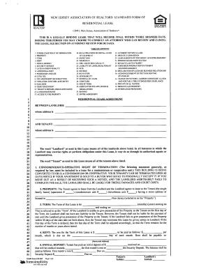 2007 Form NJAR Form-125 Fill Online, Printable, Fillable, Blank ...