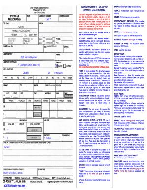 Dd Form 771 Pdf - Fill Online, Printable, Fillable, Blank | PDFfiller