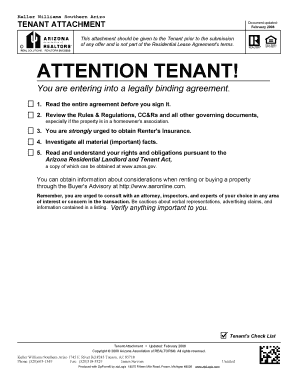 Rla Tenancy Agreement Free Download Edit Print Fill Out