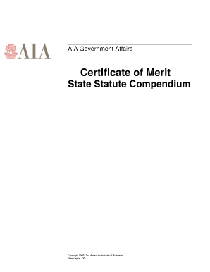 Merit certificate fillable form