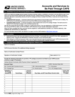 ps form 3533 Ps Form 6002 Pdf - Fill Online, Printable, Fillable, Blank | PDFfiller