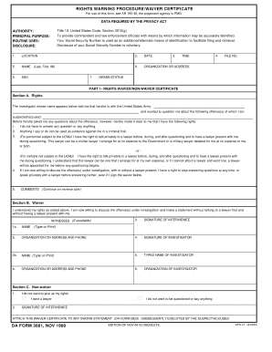 Form Rights - Fill Online, Printable, Fillable, Blank   PDFfiller