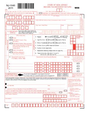 Nj 8879 - Fill Online, Printable, Fillable, Blank | PDFfiller