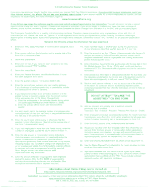 c-3 form Templates - Fillable & Printable Samples for PDF, Word ...