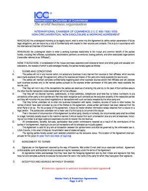 Employee Non Disclosure Agreement Forms And Templates Fillable - International non disclosure agreement template