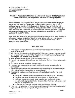 2011 Form Ssa 3881 Bk Fill Printable Fillable Blank