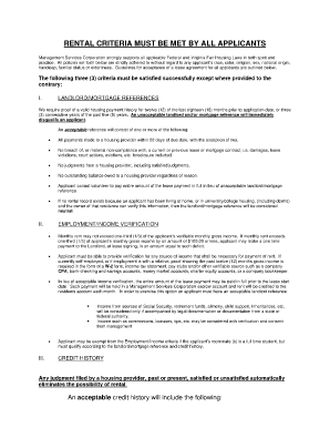 Landlord Reference Letter Forms and Templates - Fillable ...