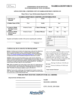 Marriage Application Form - Fill Online, Printable, Fillable ...