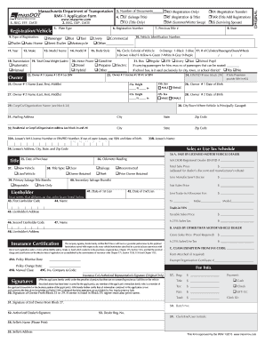 2013-2017 Form MA RMV-1 Fill Online, Printable, Fillable, Blank ...