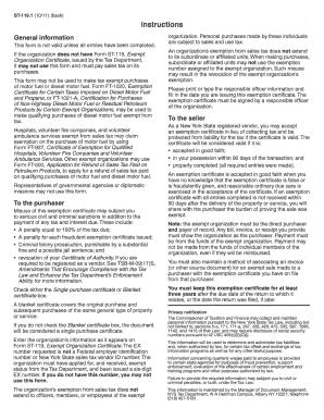 St 1191 1011 - Fill Online, Printable, Fillable, Blank | PDFfiller