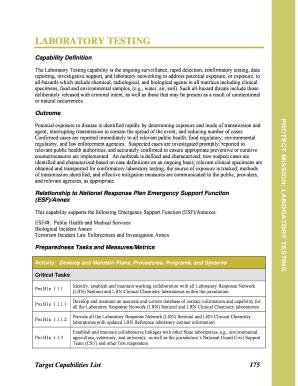 Laboratory Incident Report Sample Fill Print Amp Download