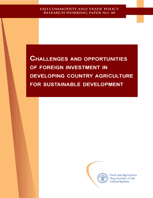importance of sustainable development for developing countries pdf