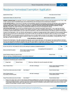 Henderson County Property Tax Listing Form