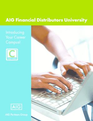 aig estation Fillable Online Course Guide - eStation - Life Insurance Fax Email ...