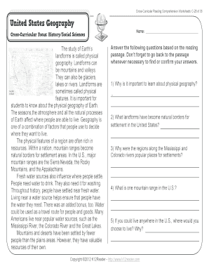 It is a picture of Divine Printable Reading Comprehension Worksheets for 3rd Grade