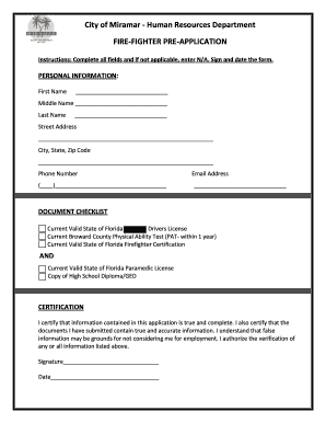 sample employment application forms and templates fillable