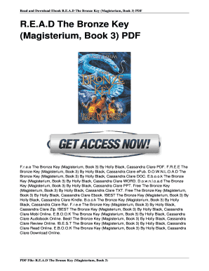 Download The Pdf Of Magisterium Book 3