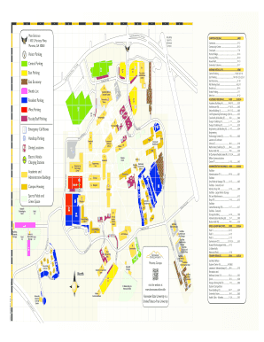 Fillable Online Marietta Campus Map Kennesaw State University Fax