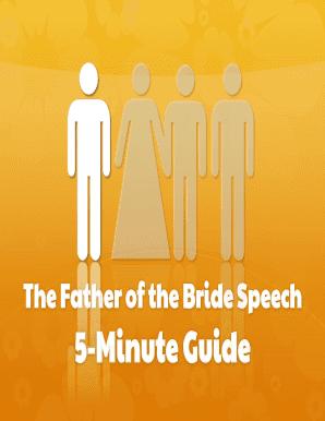 Editable funny tribute speech topics - Fill, Print