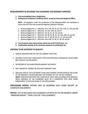 101041654 Tax Clearance Certificate Application Form Bir on business tax registration certificate, tax clearance form, tax form 1040 2015, tax declaration form philippines,