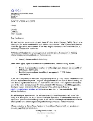 sample appeal letter for section 8 - Edit, Fill, Print & Download