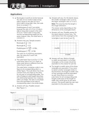 Fillable Online CMP3 Grade 7 Unit 3  Mathematics Fax Email