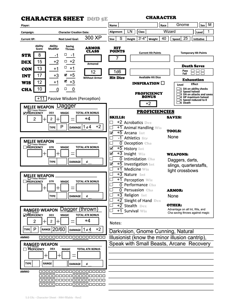 photograph about Printable Dnd Character Sheet referred to as Fillable On-line Identity SHEET DD 5E Fax Electronic mail Print