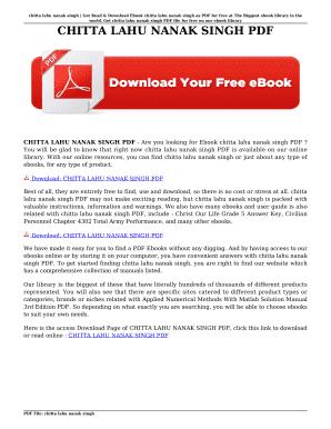 chitta lahu pdf free download in punjabi