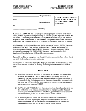 Fillable notice of assignment of contract letter - Edit Online ...