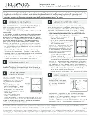Fillable online fhcf frequently asked questions faq 39 s for New construction windows online