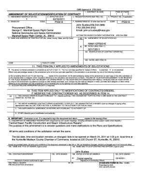 standard form 30  Fillable Online Standard Form 7 Fax Email Print - PDFfiller