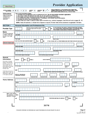 CAQH Online Application System - Health Insurance Illinois