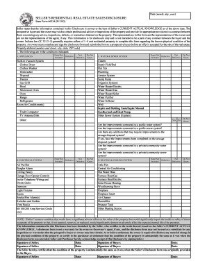 Indiana Sales Disclosure Form - Fill Online, Printable, Fillable ...