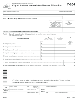 form 1065 net earnings from self employment  Fillable Online tax ny A Total amount reported on federal ...