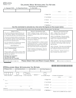Already Filled Out 1099 Form Oklahoma Examples - Fill Online ...