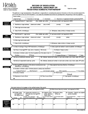 domestice partnership packets alabama form