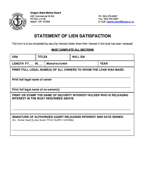 20 Printable satisfaction of mortgage new york Forms and