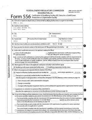 Fillable Online puc sd I Applicant street address b - puc sd Fax ...