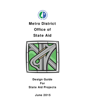 Metro District Office of State Aid - Minnesota Department of ... - dot state mn