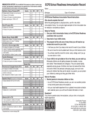 patient and family education form