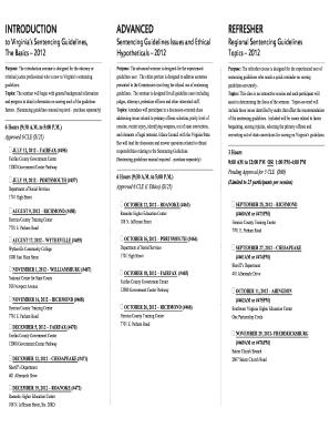 2012 virginia criminal sentencing worksheets fill online printable fillable blank pdffiller. Black Bedroom Furniture Sets. Home Design Ideas