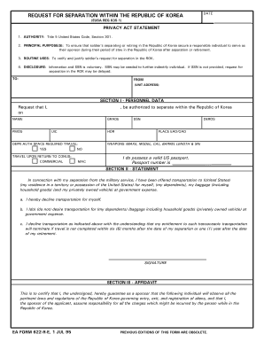 ea form 622 r e fill online printable fillable blank pdffiller