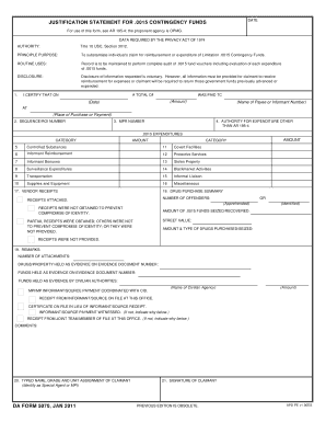 Da Form 5070 - Fill Online, Printable, Fillable, Blank | PDFfiller