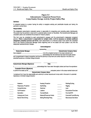 Competant Person Form 15 - Fill Online, Printable, Fillable, Blank ...