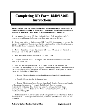 Dd Form 1840 Fillable - Fill Online, Printable, Fillable, Blank ...