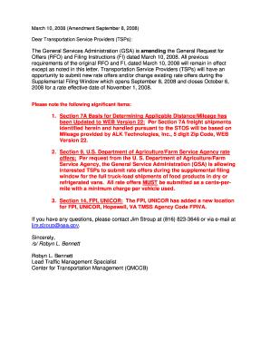 request letter for transportation service - Fillable & Printable