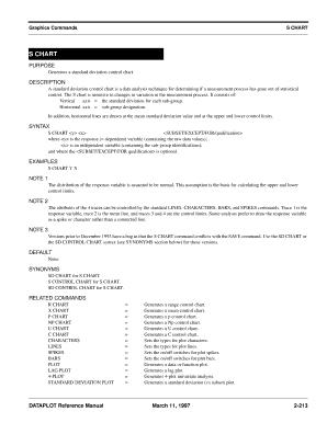 control chart generator fillable printable control chart samples