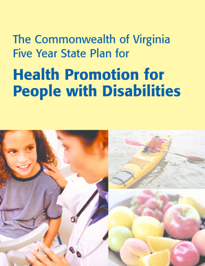 Health Promotion for People with Disabilities